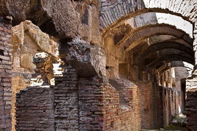 coliseum Catacombs