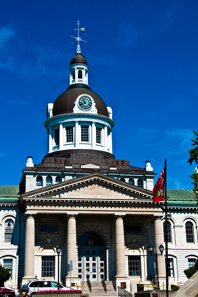 Kingston City Hall.