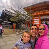 Family Fun at Kiyomezu-Dera