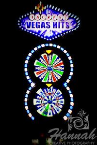 Las Vegas casino slot machine. Shot with the Lensbaby with Sweet 35 optic  © Copyright Hannah Pastrana Prieto