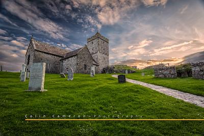 St Clements Church, Rodel
