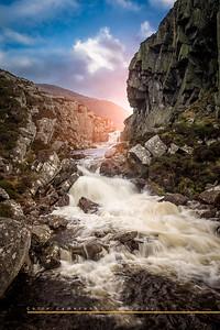 Fhorsa Falls