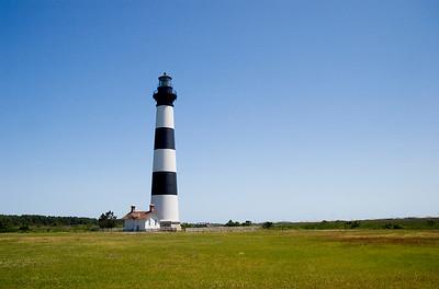 Bodie Island Lighthouse - North Carolina