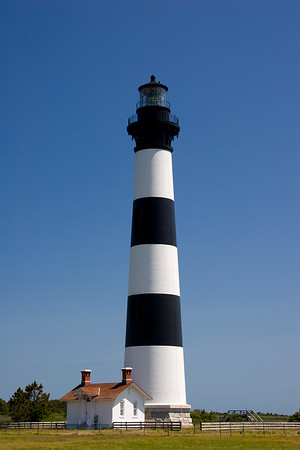 Bodie Island Lighthouse in NC