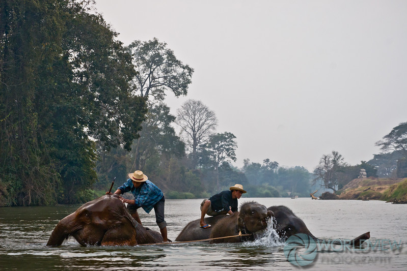 Ping River, Thailand