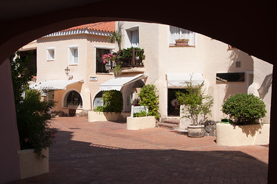 The Shops at the Marina Village