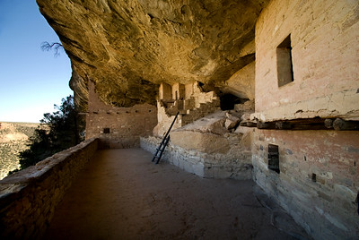Balcony House | Mesa Verde National Park | Colorado | US - 0006