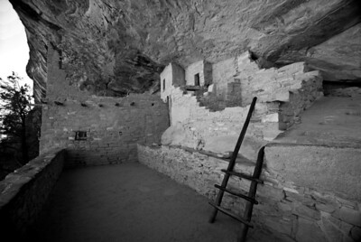 Balcony House | Mesa Verde National Park | Colorado | US - 0007