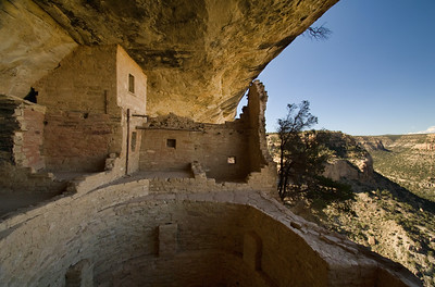 Balcony House | Mesa Verde National Park | Colorado | US - 0001