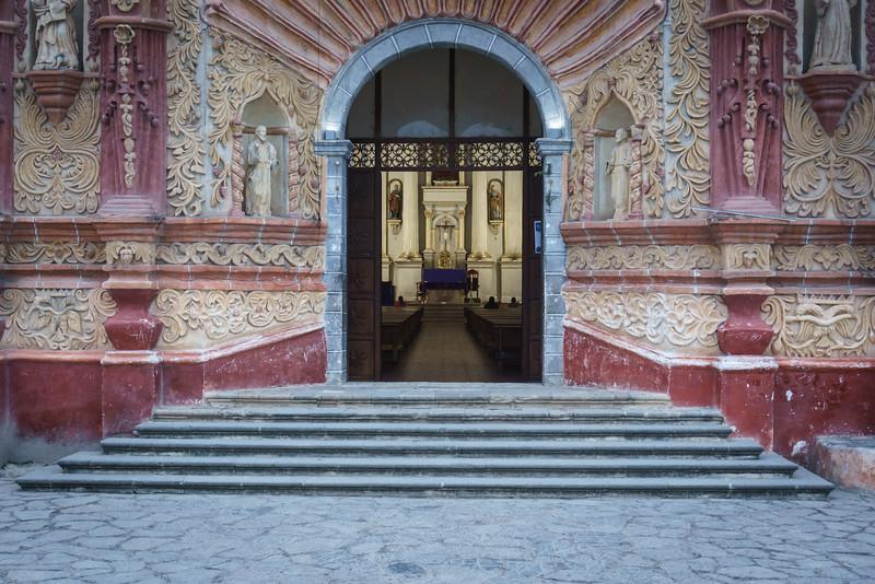 Templo del Señor Santiago Jalpan
