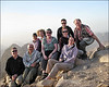 Mount Sinaï summit
