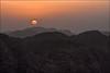 Mount Sinaï sunset