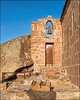 Greek Orthodox chapel, Mount Sinai