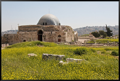 Citadelle, Amman