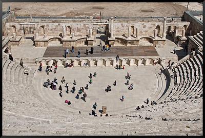 Théatre Romain, Amman