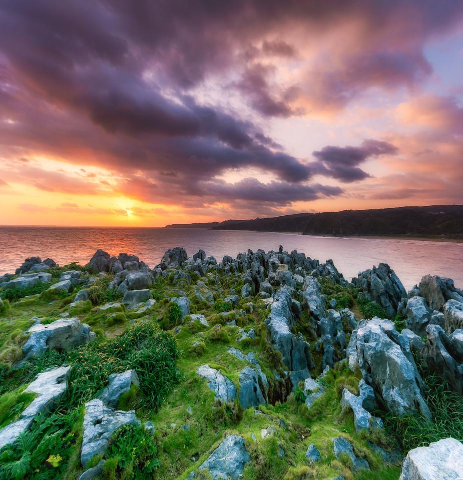 Cape Hedo's Rocks