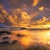 Kinser's Amazing Sunset