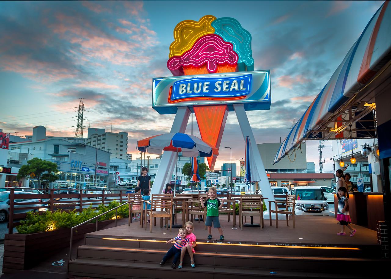 Blue Seal Ice Cream - September 21