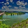 Pennyback Bridge or 360 Bridge panorama