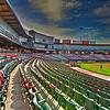 Round Rock Express stadium - HDR image
