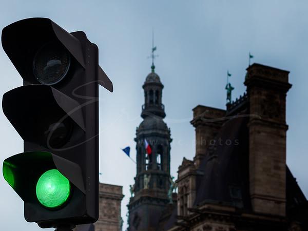 Feux rouges ou verts - où vas-tu ?
