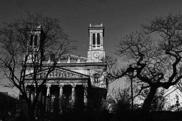 l'eglise Saint-Vincent de Paul
