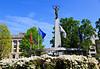 North Carolina Veteran's Monument