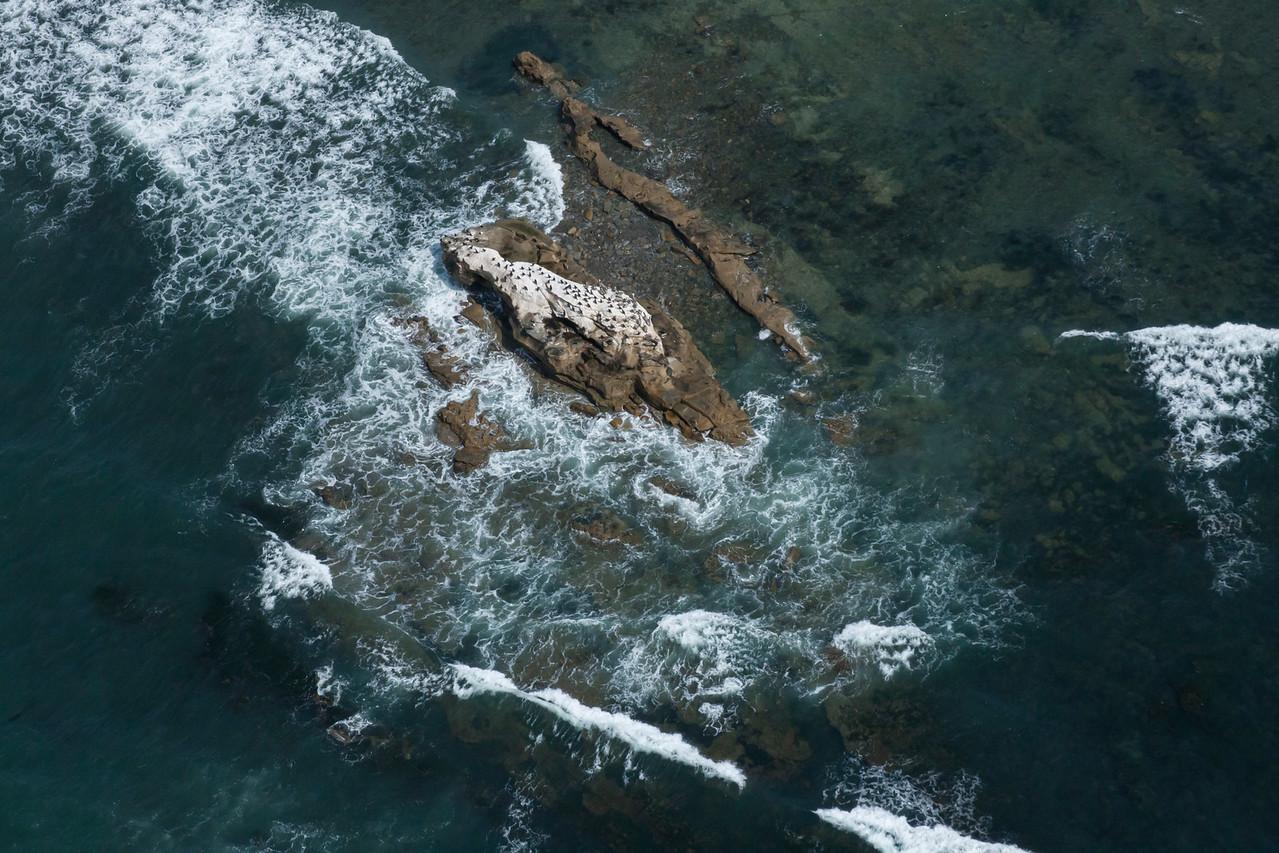 Aerial shot, 2012