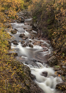 River Coupall, Glen Coe
