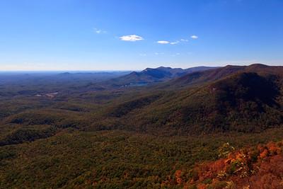 Table Rock Mountain View