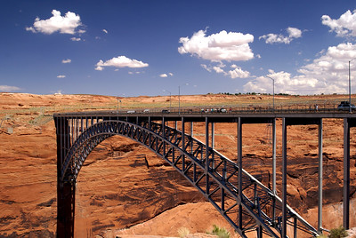 Glen Canyon Bridge | Page, Arizona | US - 0003