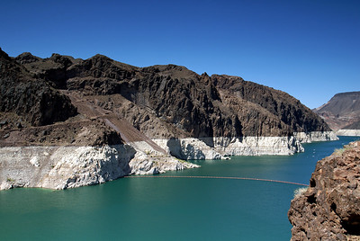 Lake Mead | Hoover Dam | Boulder City, Nevada | US - 0001