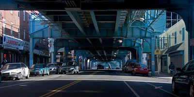 Kensington Avenue Blue