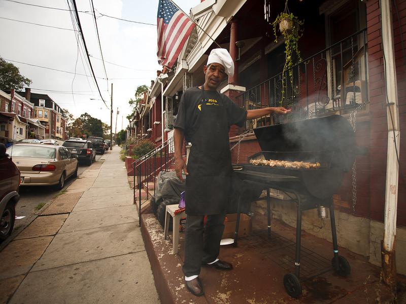 BBQ Chicken in Germantown