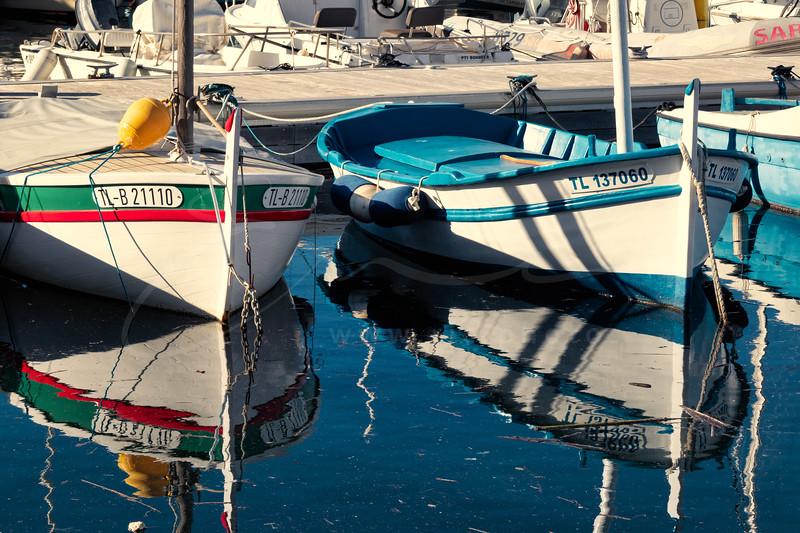 au port de Saint-Tropez