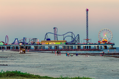 Pleasure Pier - Galveston, TX