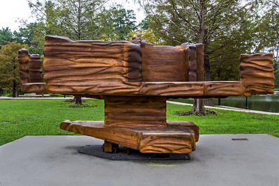 The Woodlands Art Bench Project