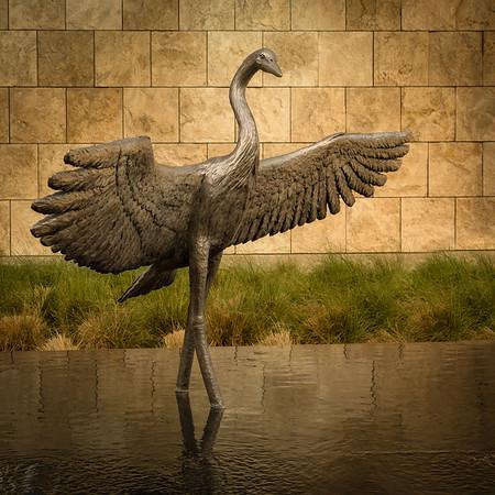 The Bird Statue