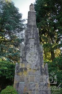 "The Statue of Mary at ""The Grotto"" in Portland, Oregon  © Copyright Hannah Pastrana Prieto"