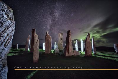Callanish Stones 7-10-2015
