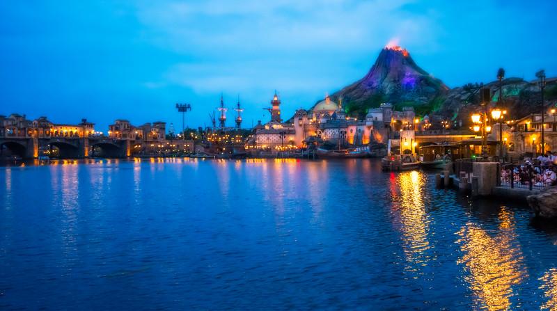 Tokyo Disney Sea American Harbor