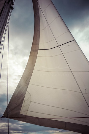 en catamaran de Deshaies à Bouillante | sailing trip along Basse-Terre