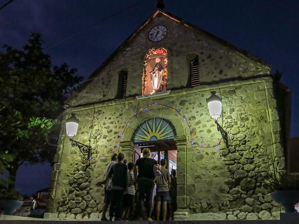 Notre Dame de la Misericorde  - Terre de Haut, Les Saintes