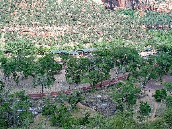 The Lodge at Zion