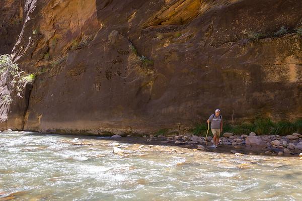 The Narrows - Zion National Park, AZ