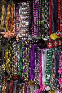 New Orleans, LA - Oh the Beads You Will See!