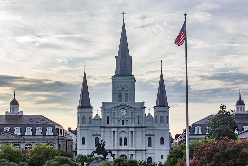 New Orleans, LA - Jackson Square
