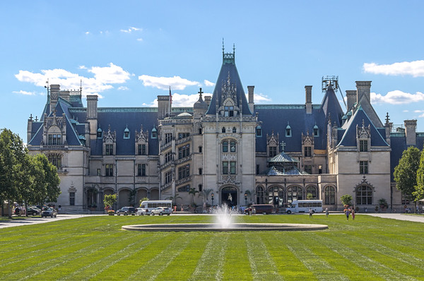 Biltmore Estate - Asheville, N C
