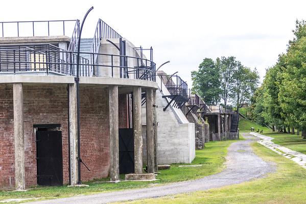 Pennsville, NJ - Fort Mott