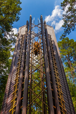 The Bell Tower, Garvan Woodland Gardens